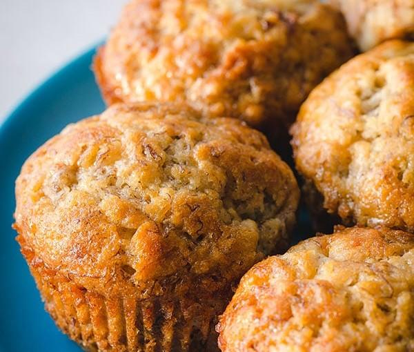 Sue's Banana Muffins